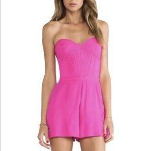 Brand New Parker Pink Romper